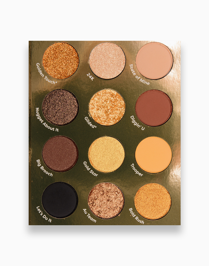 Good as Gold Palette by ColourPop
