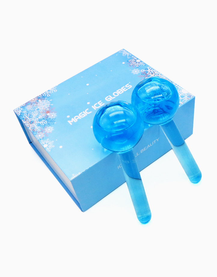 Magic Ice Globes by Dr. Beauty | Blue