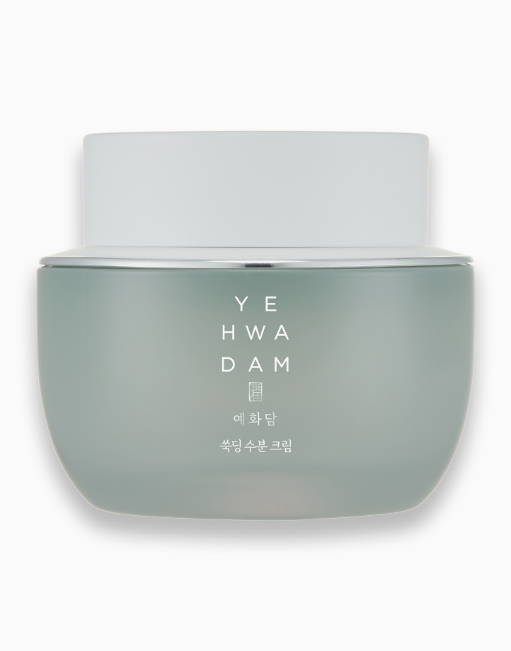 Yehwadam Artemisia Soothing Moisturizing Cream by The Face Shop