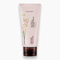 Re daily perfumed foam cleanser orchid