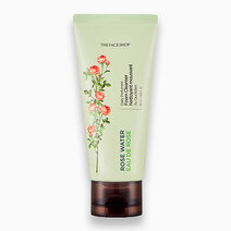 Re daily perfumed foam cleanser rose water