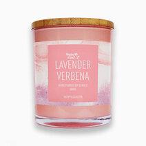 Lavender Verbena Soy Candle (10oz) by Happy Island