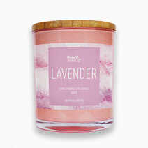 Lavender Soy Candle (300ml) by Happy Island