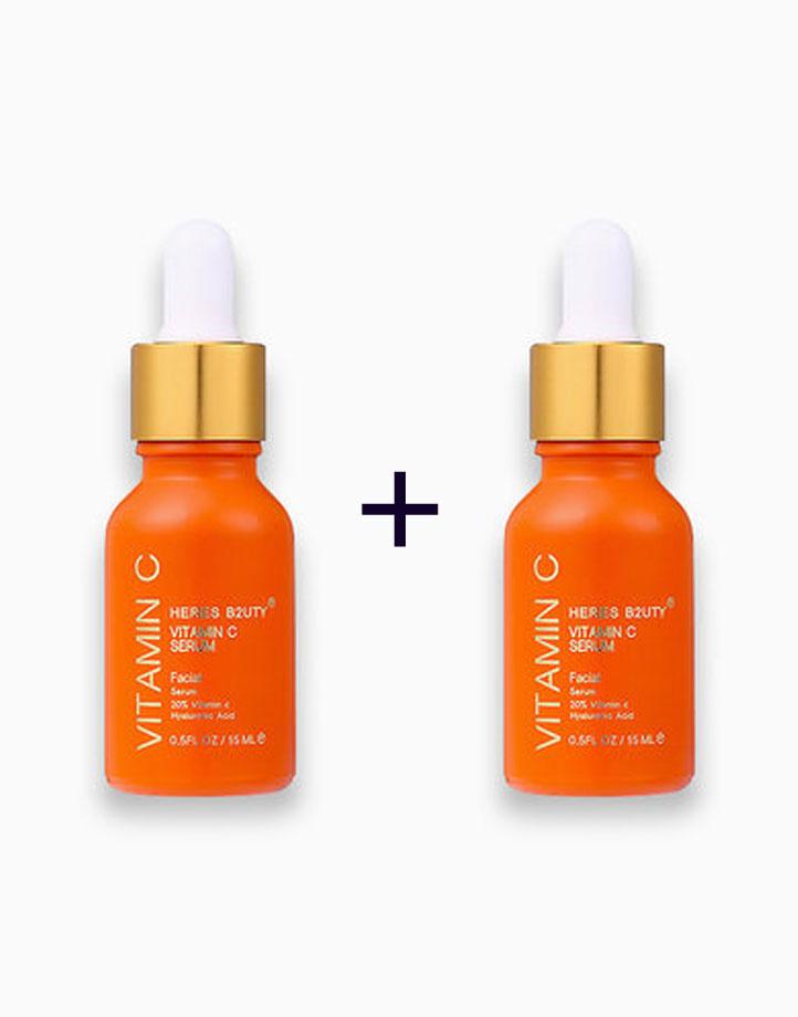 Vitamin C Night Serum (Buy 1, Take1) by Here's B2uty