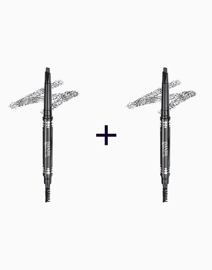 Auto Eyebrow Pen (Buy 1, Take 1) by Imagic | Warm Gray