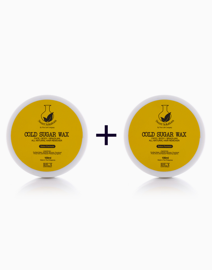 Cold Sugar Wax (Buy 1, Take 1) by Sweet Solutions