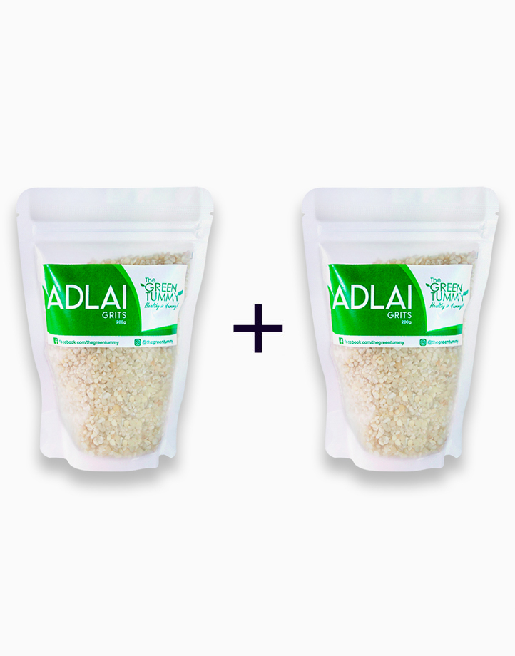 Adlai Grits (200g) (Buy 1, Take 1) by The Green Tummy
