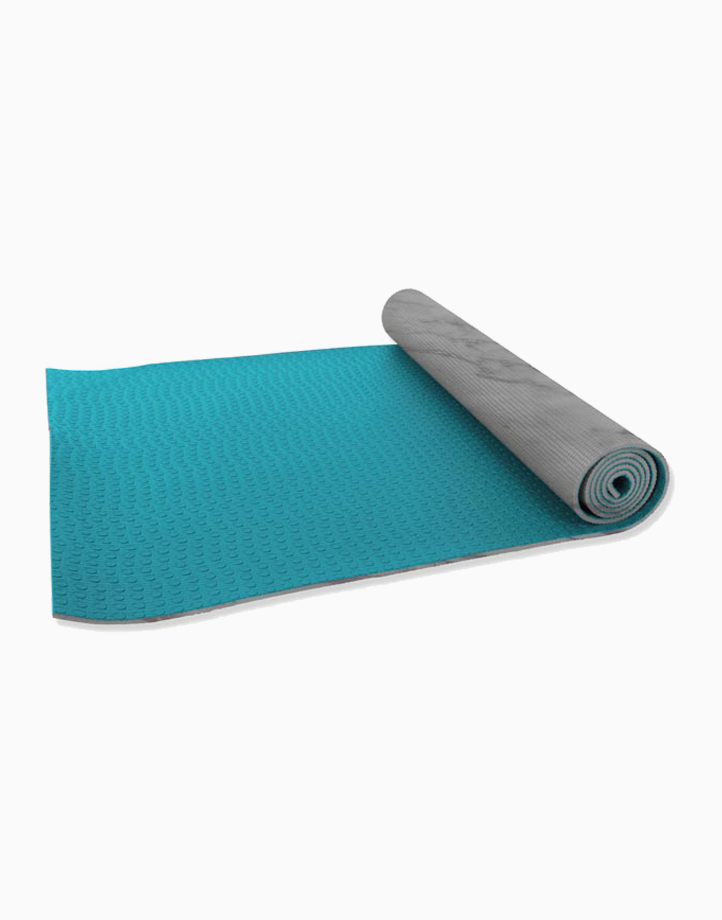 Reversable Yoga Mat by Fitspire