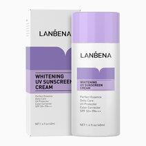 Whitening UV Sunscreen Cream by Lanbena