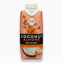 Coconut Beverage - Almond Flavor (330ml) by Thai Coco