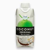 Coconut Beverage - Original Flavor (330ml) by Thai Coco