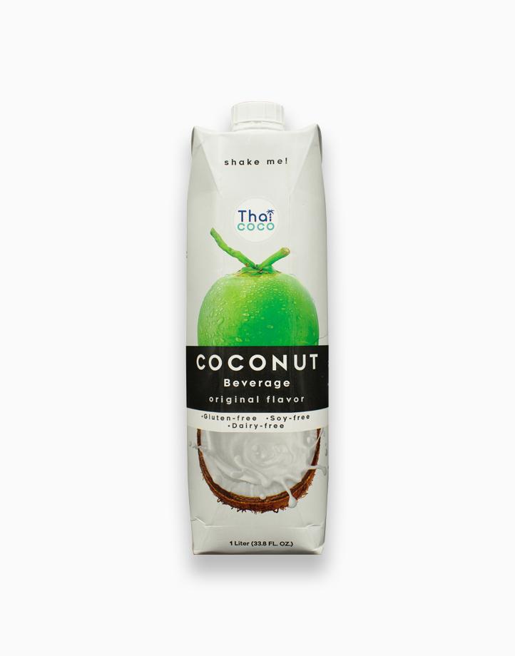 Coconut Beverage - Original Flavor (1000ml) by Thai Coco