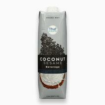 Coconut Beverage - Sesame Flavor (1000ml) by Thai Coco