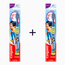 Re b1t1 colgate colgate kids toothbrush wonder woman %28ultra soft%29