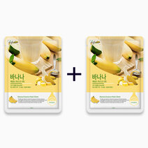Re b1t1 esfolio banana essence mask sheet