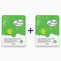 Pure Skin Aloe Essence Mask Sheet (Buy 1, Take 1) by Esfolio