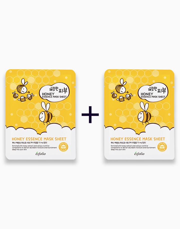 Pure Skin Honey Essence Mask Sheet (Buy 1, Take 1) by Esfolio