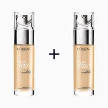 Re b1t1 l ore%cc%81al paris true match liquid foundation g5 gold cream