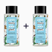 Re b1t1 love beauty and planet coconut water   mimosa flower shampoo   volume and bounty %28400ml%29