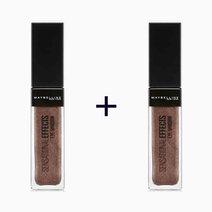 Re b1t1 maybelline sensational effects eye shadow smoky bronze