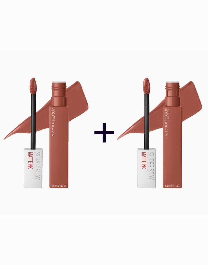 SuperStay Matte Ink Liquid Lipstick (Buy 1, Take 1) by Maybelline   Amazonian