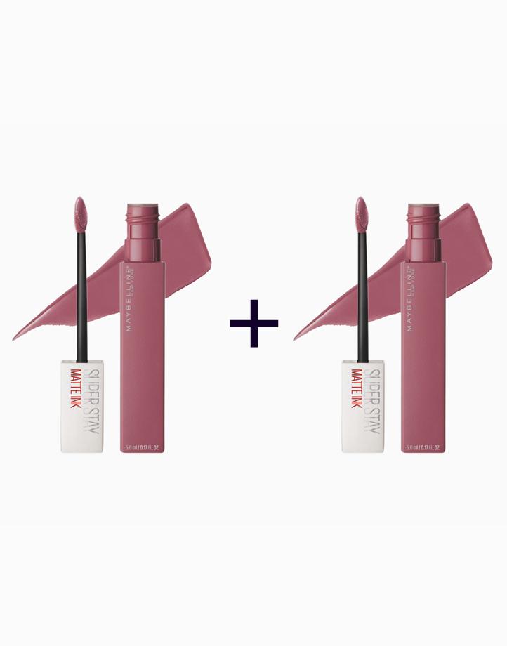 SuperStay Matte Ink Liquid Lipstick (Buy 1, Take 1) by Maybelline   Lover
