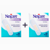 Clear Plastic Bandage (10s) (Buy 1, Take 1) by Nexcare