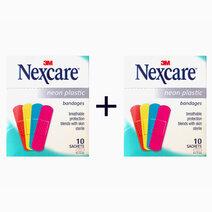 Re b1t1 nexcare neon plastic bandage %2810s%29