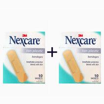 Re b1t1 nexcare tan plastic bandage %2810s%29