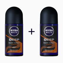 Re b1t1 nivea nivea men deep espresso roll on deodorant %2850ml%29