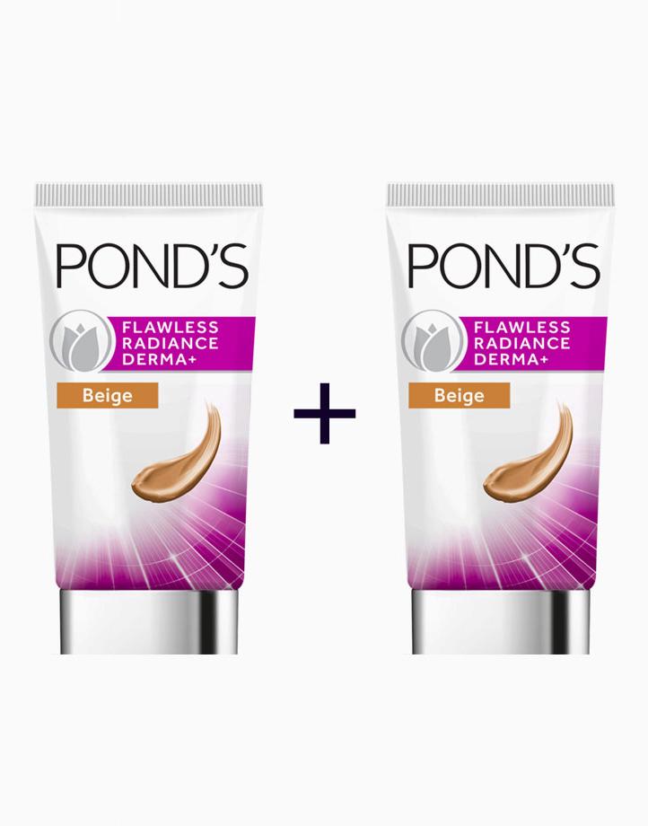 Flawless Radiance Derma+ BB Cream Beige 25g (Buy 1, Take 1) by Pond's