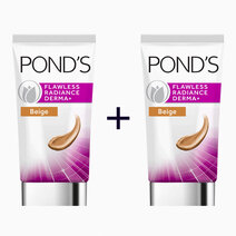 Re b1t1 pond s flawless radiance derma  bb cream beige 25g