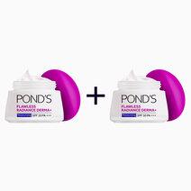 Re b1t1 pond s flawless radiance derma  moisturizing day cream 50g