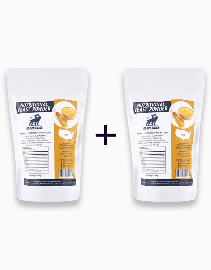 Nutritional Yeast Powder (250g) (Buy 1, Take 1) by Roarganics