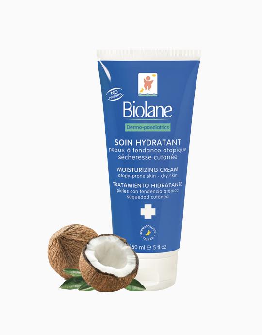 Dermo-Pediatric Moisturizing Cream (150ml) by Biolane