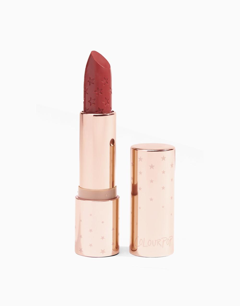 Lux Lipstick by ColourPop | Hi Striker