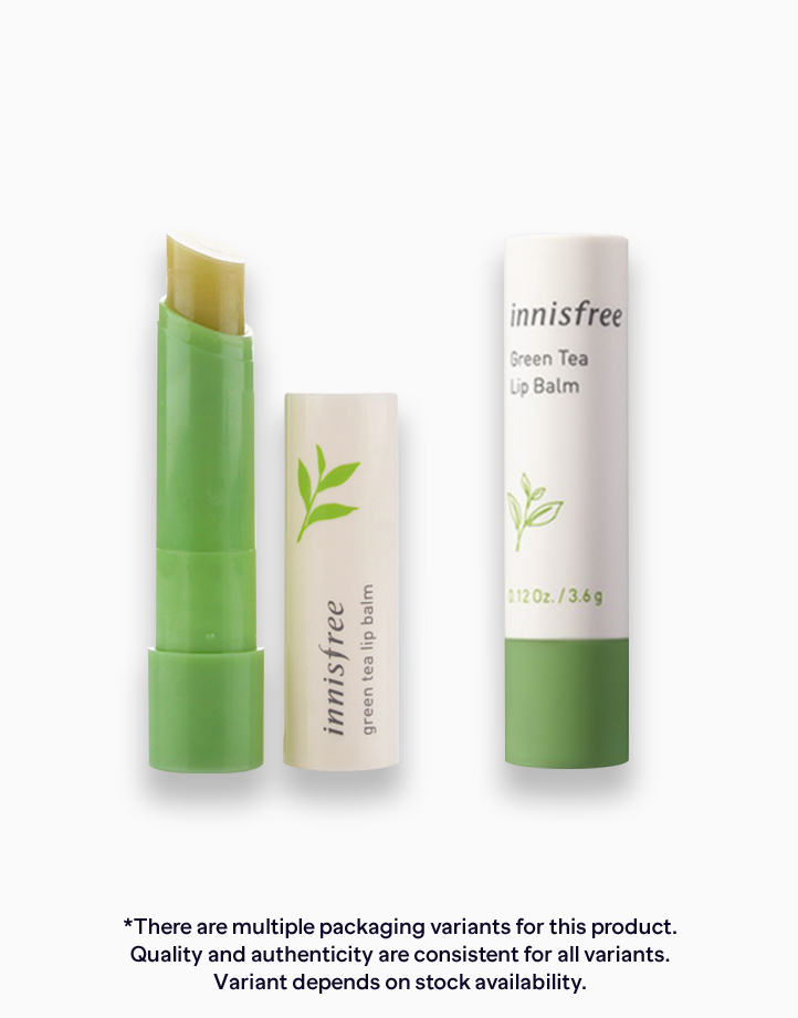 Green Tea Lip Balm by Innisfree