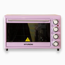 Electric Oven 28L (HEO-H28LL) by Hyundai Home Appliances