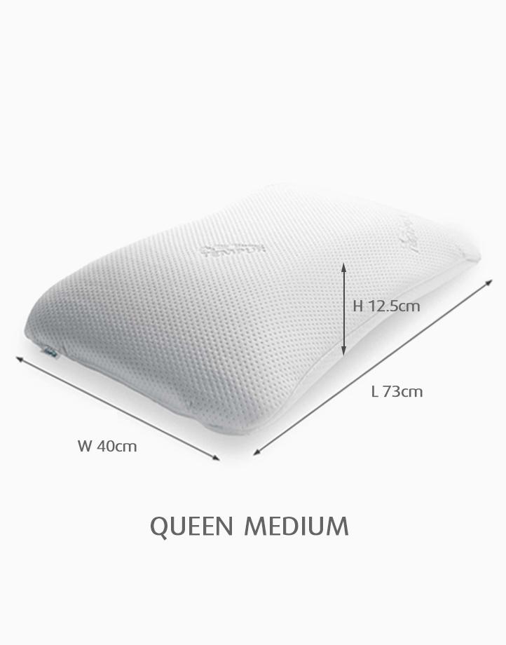 Symphony Queen Pillow (Medium) by Tempur