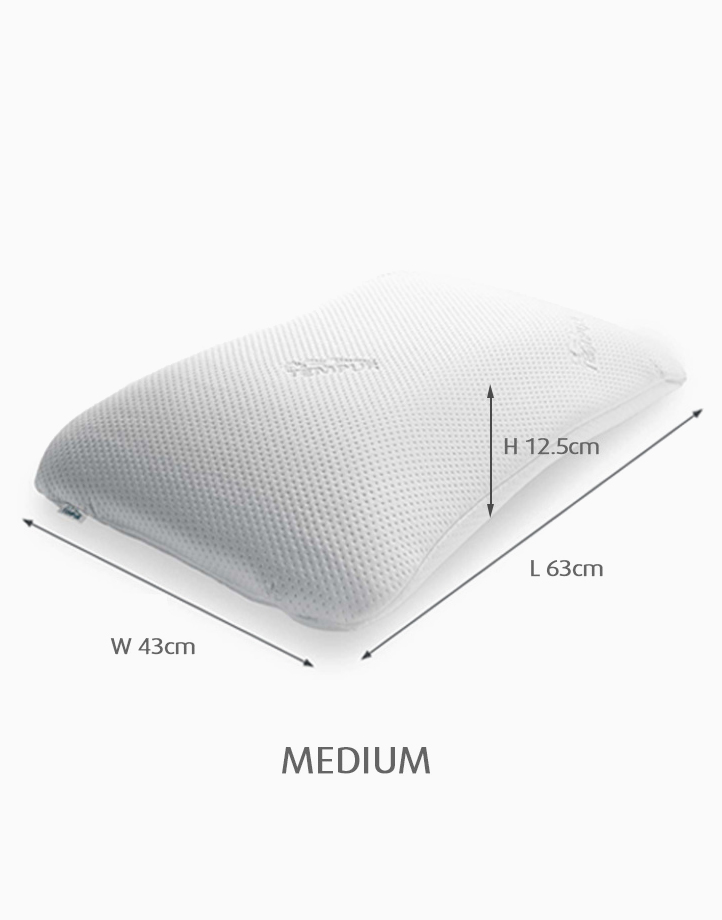 Symphony Pillow (Medium) by Tempur