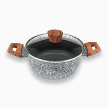 Re granite induction cookware dutch oven %2820cm%29