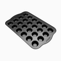 Re premium non stick 24 cup round muffin pan