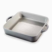 Re premium rectangular stoneware baking dish   1550ml   15x15x10