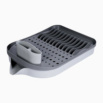 Dish Rack with Wide Water Drain Hole by Sunbeams Lifestyle
