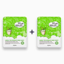Esfolio pure skin green tea essence mask sheet %28buy 1  take 1%29