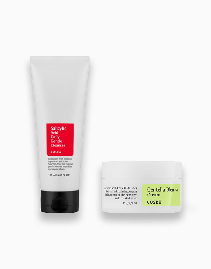 The Bye Bye Breakouts Starter Set (For Acne and Blemishes) by COSRX