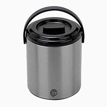 Re stainless ice bucket with ice tong %281.6l%29