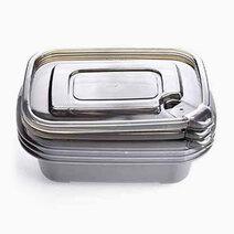 Rectangle Food Crisper Set (500ml) (Set of 3) by Sunbeams Lifestyle