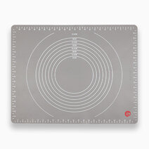 Re premium silicone non stick measuring baking mat %28grey%29