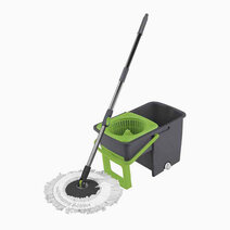 Re drawer type spin mop